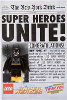Набор LEGO comcon018 Super Heroes Unite - Batman - New York Comic-Con 2011 Exclusive
