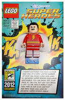 Набор LEGO comcon020 Super Heroes Unite - Shazam Captain Marvel - San Diego Comic-Con 2012 Exclusive