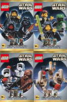 Набор LEGO swminifigs Star Wars Minifig Packs 4-Pack