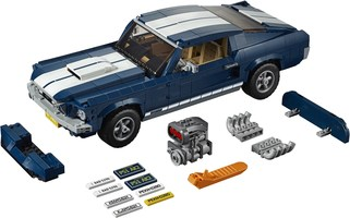 Набор LEGO 10265 Ford Mustang