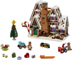 Набор LEGO Gingerbread House