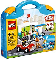 Набор LEGO 10659-2 Vehicle Suitcase - Red