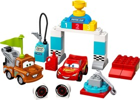 Набор LEGO 10924 Lightning McQueen's Race Day