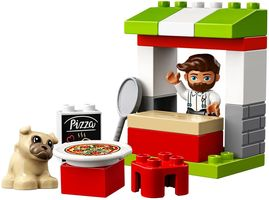 Набор LEGO 10927 Pizza Stand