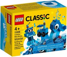 Набор LEGO Creative Blue Bricks