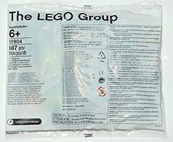 Набор LEGO Parts for Brickmaster Legends of Chima (included in Book 5002773)