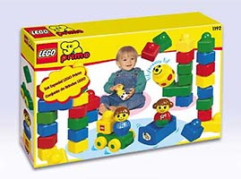 Набор LEGO 1192 Stack N' Learn Gift Box