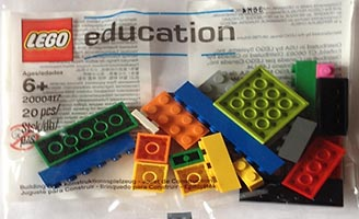 Набор LEGO 2000417 Lego Education Smart Kit Prepack polybag