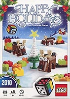 Набор LEGO 2010-2 Happy Holidays - The Christmas Game