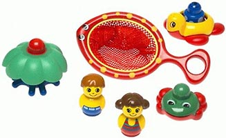Набор LEGO 2106 Scoop N' Squirt Fun Pack