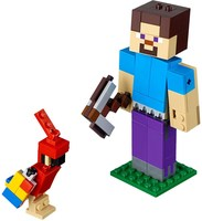 Набор LEGO 21148 BigFig Steve with Parrot