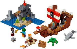 Набор LEGO 21152 The Pirate Ship Adventure