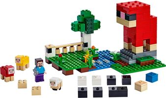 Набор LEGO 21153 The Wool Farm