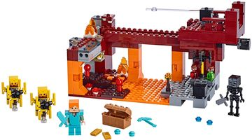 Набор LEGO 21154 The Blaze Bridge
