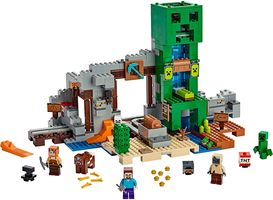 Набор LEGO 21155 The Creeper Mine