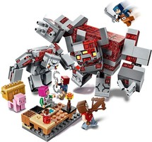 Набор LEGO 21163 The Redstone Battle