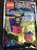 Набор LEGO Jynx the Witch's Cat foil pack