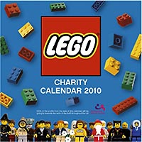 Набор LEGO 2853505 LEGO UK Charity Calendar 2010