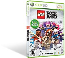Набор LEGO 2853591 LEGO Rock Band