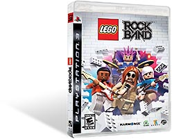 Набор LEGO 2853592 LEGO Rock Band
