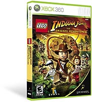 Набор LEGO 2853593 LEGO Indiana Jones 2
