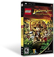 Набор LEGO 2853595 LEGO Indiana Jones 2