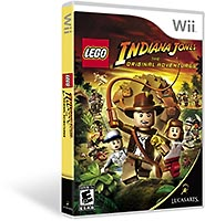 Набор LEGO 2853596 LEGO Indiana Jones 2