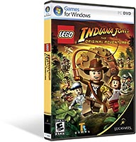 Набор LEGO 2853694 LEGO Indiana Jones 2