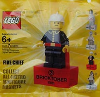 Набор LEGO 2855045 Fire Chief
