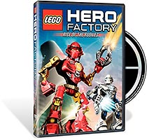 Набор LEGO 2856076 LEGO Hero Rise of the Rookies DVD