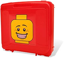 Набор LEGO 2856206 Portable Storage Case with Baseplate