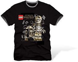 Набор LEGO 2856243 Droid T-shirt - Youth