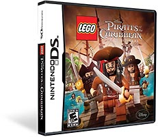 Набор LEGO 2856451 LEGO Brand Pirates of the Caribbean Video Game - NDS