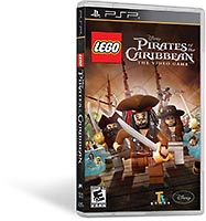 Набор LEGO 2856454 LEGO Brand Pirates of the Caribbean Video Game - PSP