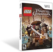 Набор LEGO 2856456 LEGO Brand Pirates of the Caribbean Video Game - Wii