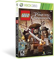 Набор LEGO 2856458 LEGO Brand Pirates of the Caribbean Video Game - 360