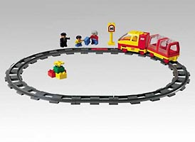 Набор LEGO 2932 Train Starter Set with Motor