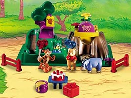 Набор LEGO 2993 Surprise Birthday Party for Eeyore