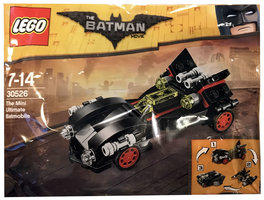 Набор LEGO 30526 The Mini Ultimate Batmobile