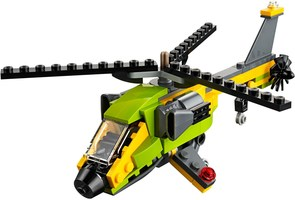Набор LEGO 31092 Helicopter Adventure