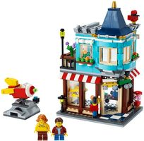 Набор LEGO 31105 Townhouse Toy Store