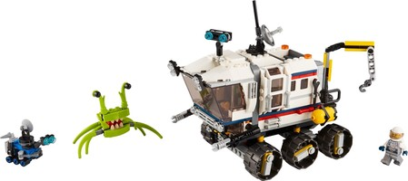 Набор LEGO 31107 Space Rover Explorer