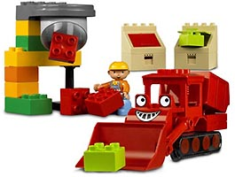 Набор LEGO 3294 Muck's Recycling Set