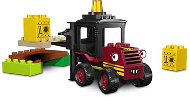Набор LEGO 3298 Lift and Load Sumsy