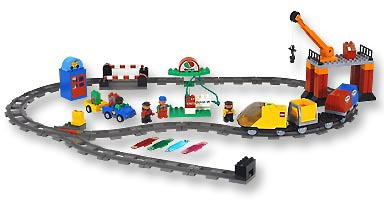 Набор LEGO 3325 Intelli-Train Gift Set