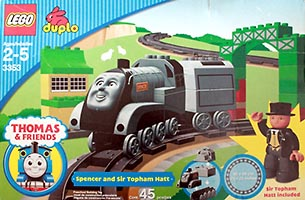 Набор LEGO 3353 Spencer and Sir Topham Hatt