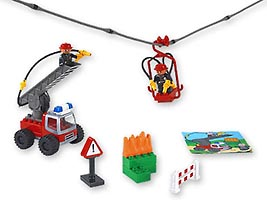 Набор LEGO 3613 Fire Rescue