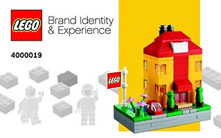 Набор LEGO 4000019 Brand Identity and Experience