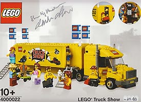 Набор LEGO 4000022 LEGO Inside Tour (LIT) Exclusive 2016 Edition - LEGO Truck Show