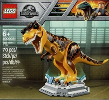 Набор LEGO 4000031 T. rex promotional prize